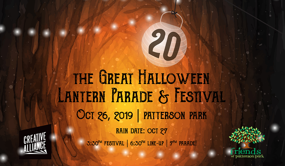great halloween lantern parade